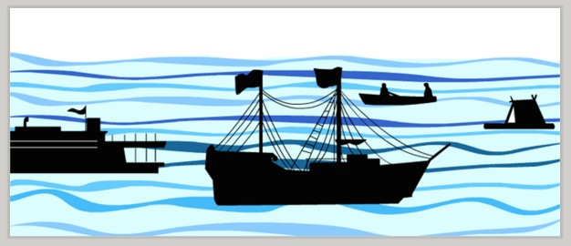 Voyage on the mississippi clipart banner transparent download Boat to be built in Maine to document Mississippi - Maine ... banner transparent download