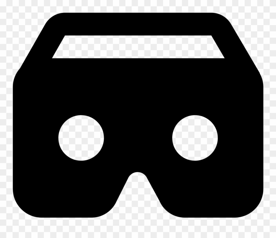 Vr headset images clipart graphic freeuse download Virtual Reality Icon - Vr Headset Icon Png Clipart (#1548552 ... graphic freeuse download