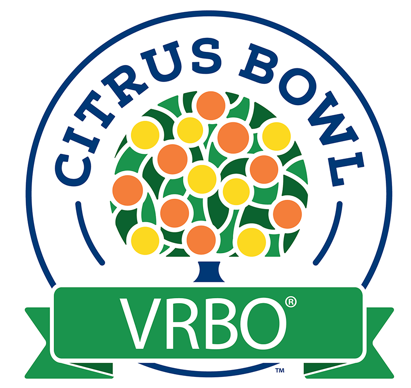 Vrbo logo clipart clip black and white library VRBO Is New Title Sponsor for Citrus Bowl clip black and white library