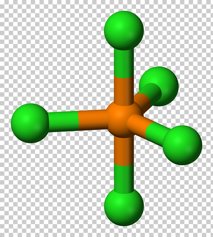 Vsepr theory clipart jpg royalty free Phosphorus pentachloride Molecule Molecular geometry ... jpg royalty free