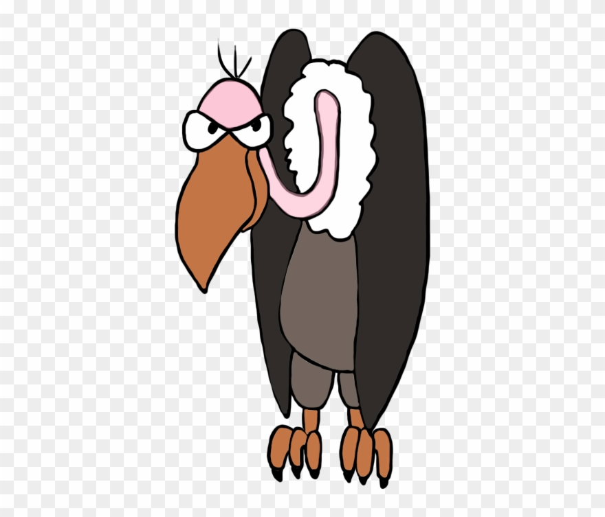 Vulture image clipart clipart freeuse stock Crochet Clipart Elderly - Vulture Clipart Transparent ... clipart freeuse stock