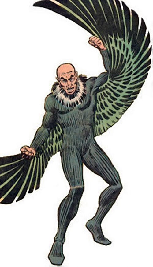 Vulture marvel png black and white download Vulture I - Marvel Comics - Spider-Man enemy - Adrian Toomes ... png black and white download