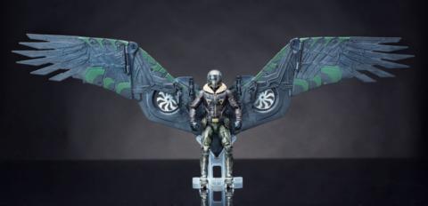 Vulture marvel svg free Vulture (Character) - Comic Vine svg free