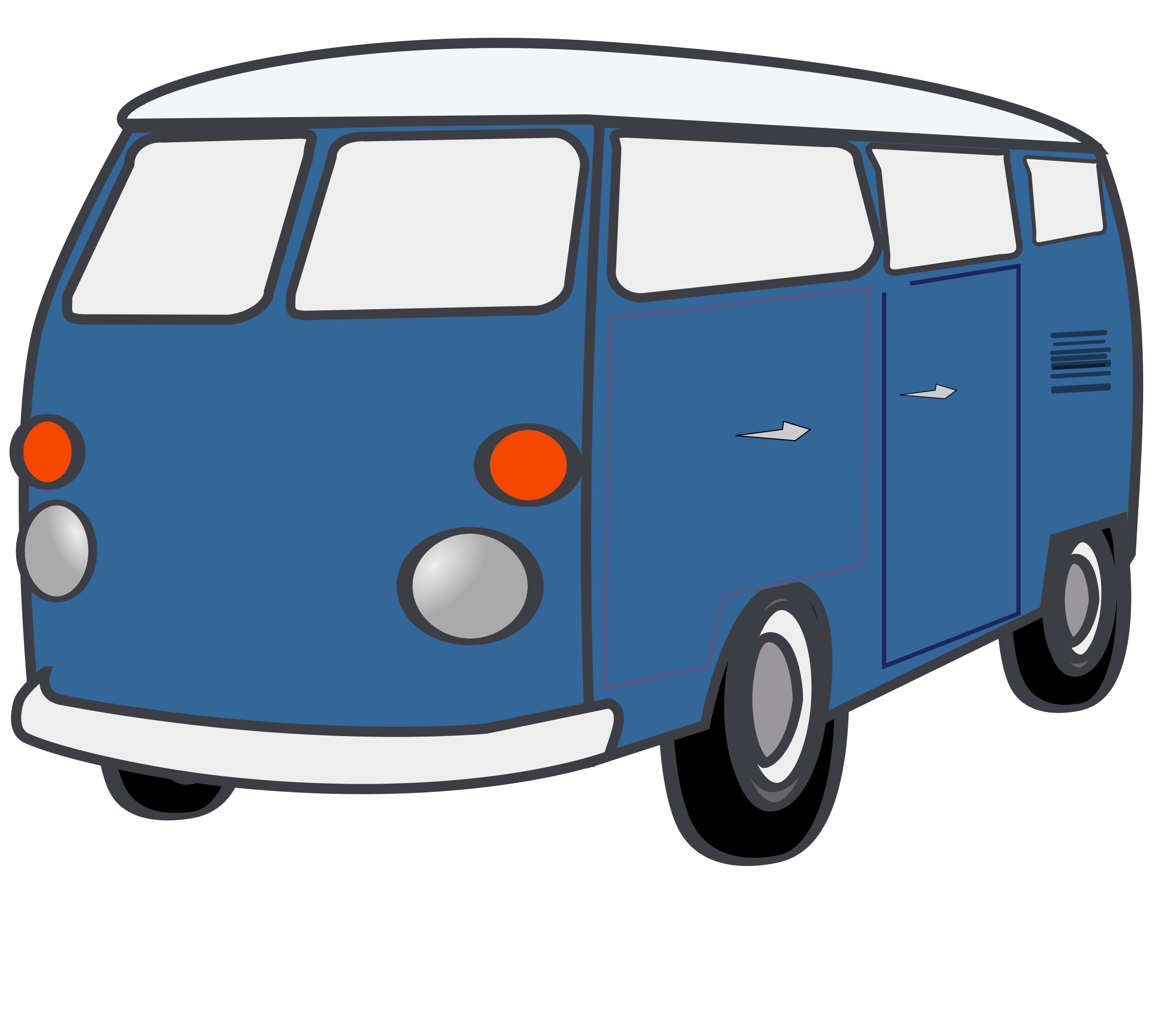 Vw bus clipart black and white jpg freeuse library 57+ Vw Bus Clipart | ClipartLook jpg freeuse library
