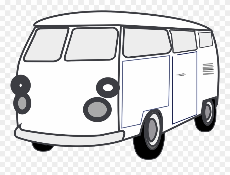 Vw bus clipart black and white clipart free download Buy Vw Bus - Clip Art Black And White Van - Png Download ... clipart free download