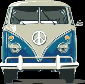 Vw bus hippie clipart banner royalty free Free Volkswagen Van Cliparts, Download Free Clip Art, Free ... banner royalty free