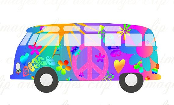 Vw bus hippie clipart png royalty free stock Magic Bus Clip Art, Royalty Free, No Credit Required, like ... png royalty free stock