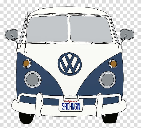 Vw camper cartoon clipart graphic transparent download Volkswagen Type 2 Volkswagen Beetle Car Volkswagen Microbus ... graphic transparent download