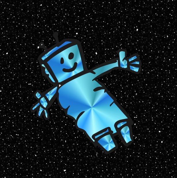 W kosmosie images clipart clip art transparent Robot w kosmosie Darmowe zdjęcie - Public Domain Pictures clip art transparent