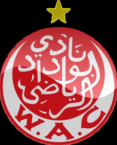 Wac clipart jpg freeuse library Wydad Athletic Club Casablanca Football Logo Png A6dd jpg freeuse library