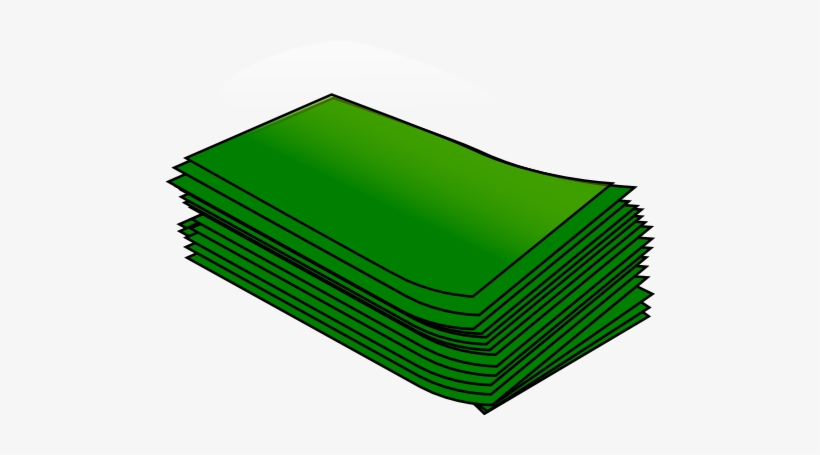 Wad of money clipart png free Wad Of Cash Clip Art At Clker - Money Stack Cartoon Png ... png free