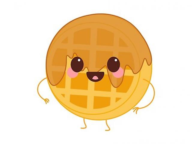 Waffle clipart cute png royalty free stock Free Waffle Clipart, Download Free Clip Art on Owips.com png royalty free stock