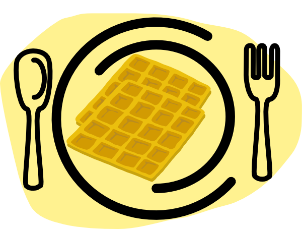 Waffle clipart cute picture freeuse stock Free Waffle Cliparts, Download Free Clip Art, Free Clip Art ... picture freeuse stock