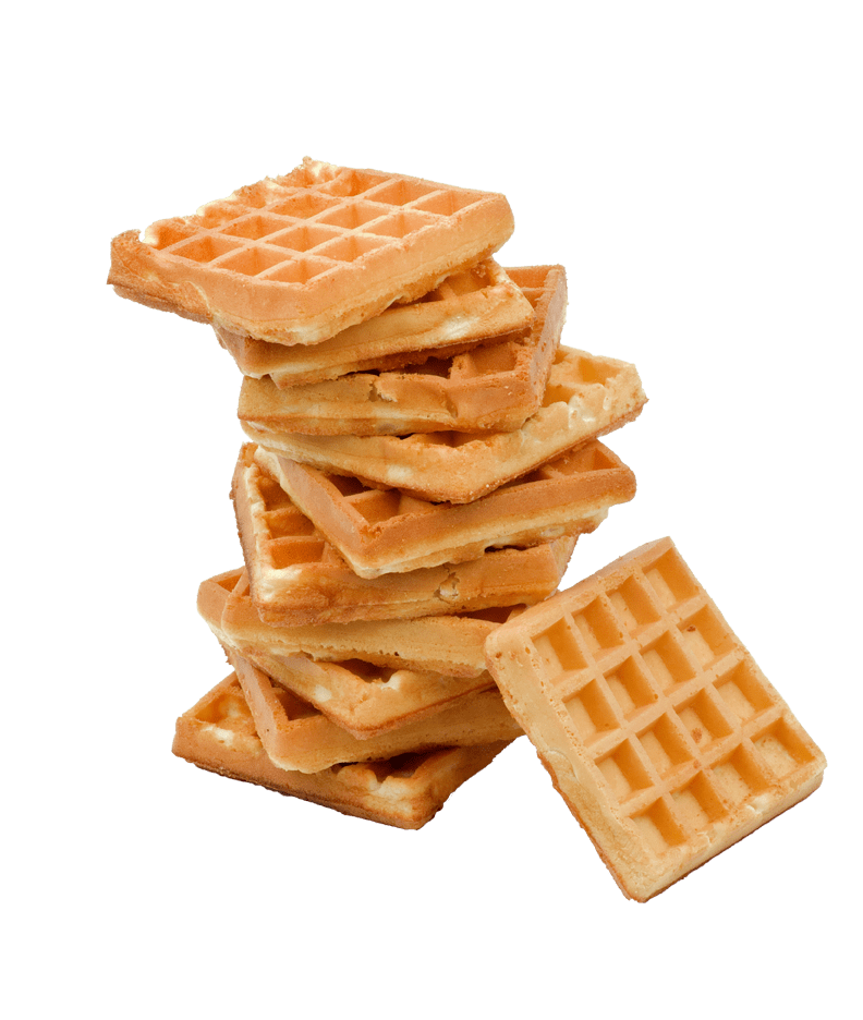 Waffle clipart no background clip free library Stack Of Waffles transparent PNG - StickPNG clip free library