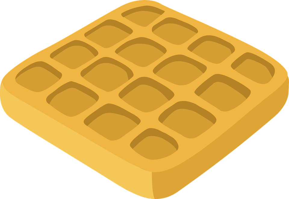 Waffle clipart no background picture freeuse stock Waffle PNG images free download picture freeuse stock