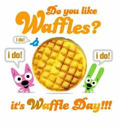 Waffle day clipart image freeuse library 7 Best Hoops & Yoyo images in 2018 | Hoops, yoyo, Chistes ... image freeuse library