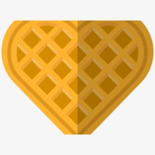 Waffle heart clipart picture royalty free download Waffles Png PNG Images   PNG Cliparts Free Download on ... picture royalty free download