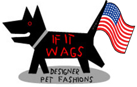 Wagging dog tail clipart jpg library stock If It Wags - Dog and cat collars handmade in America - designer ... jpg library stock