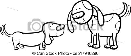 Wagging dog tail clipart clip art download Dog tail clipart black and white - ClipartFest clip art download