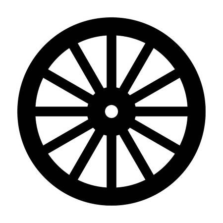 Wagon wheel clipart black and white picture royalty free download 7 443 Wagon Wheel Cliparts Stock Vector And Royalty Free ... picture royalty free download