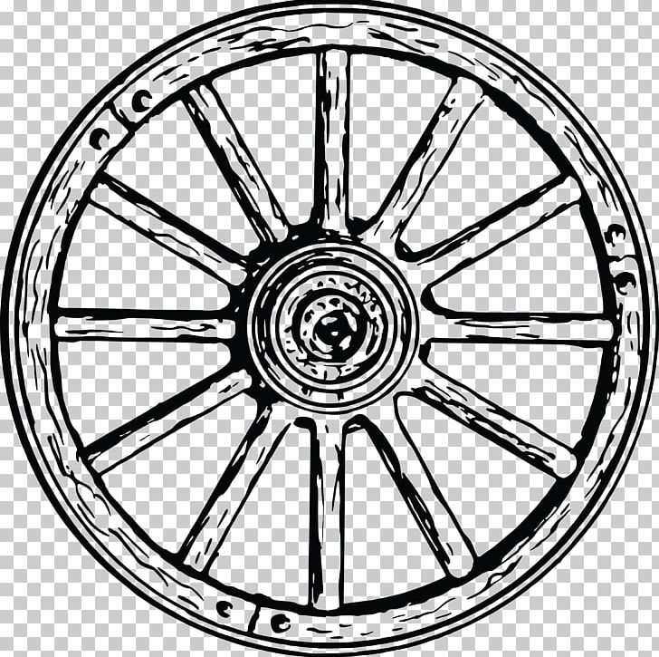 Wagon wheel clipart black and white graphic freeuse library Car Wagon Wheel PNG, Clipart, Alloy Wheel, Auto Part ... graphic freeuse library