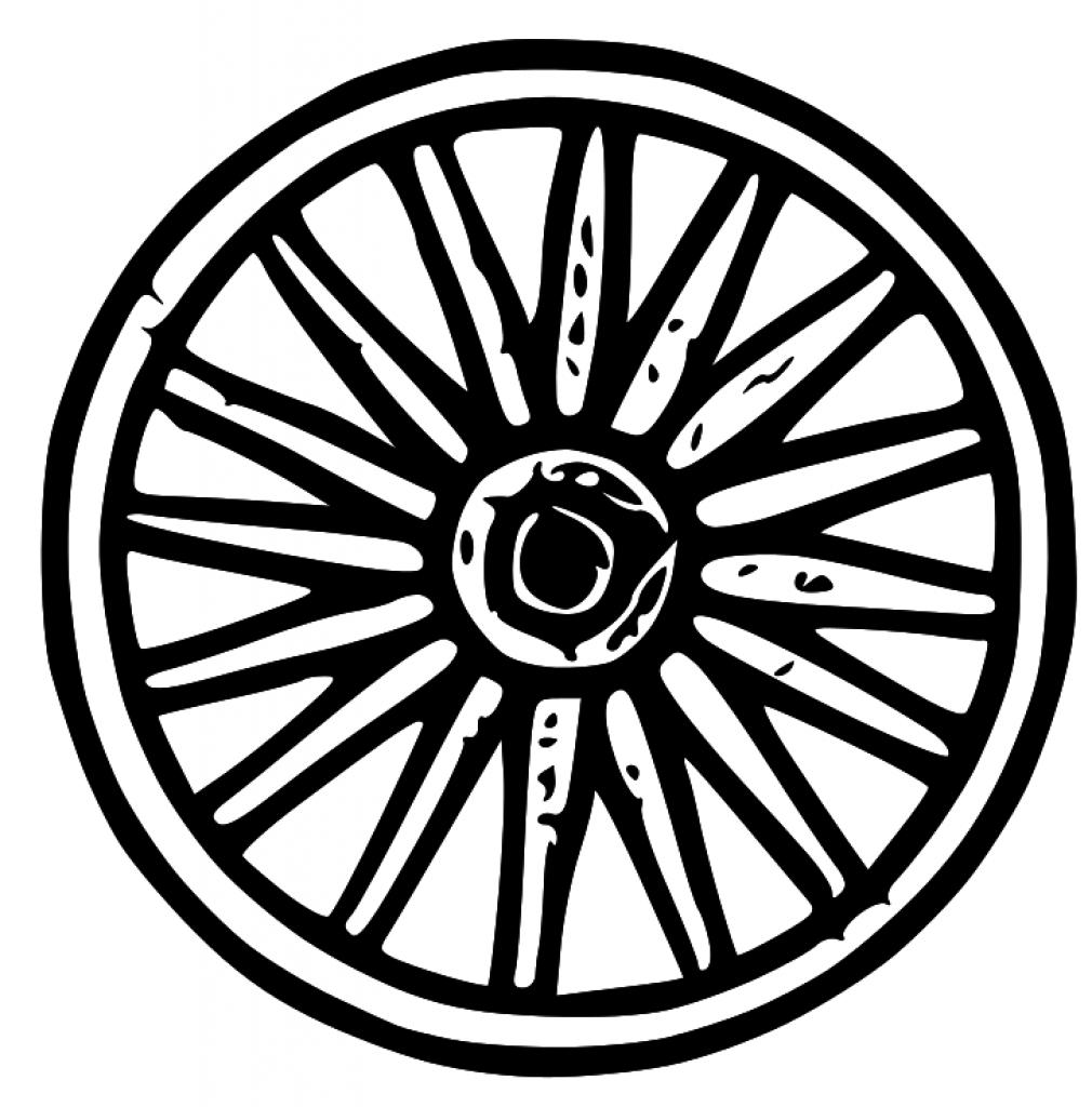 Wagon wheel clipart black and white clip black and white Wagon Clipart | Free download best Wagon Clipart on ... clip black and white