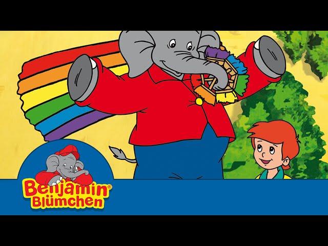 Waibebe clipart clip freeuse stock مسلسل كارتون ألمانى Benjamin Blümchen الفيل بنيامين بلومشن clip freeuse stock