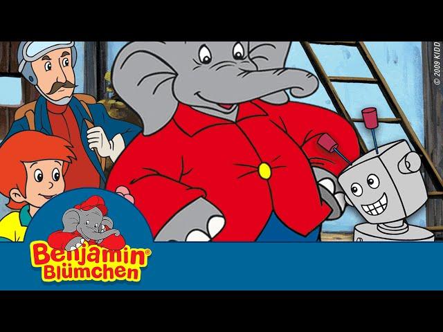 Waibebe clipart transparent library مسلسل كارتون ألمانى Benjamin Blümchen الفيل بنيامين بلومشن transparent library
