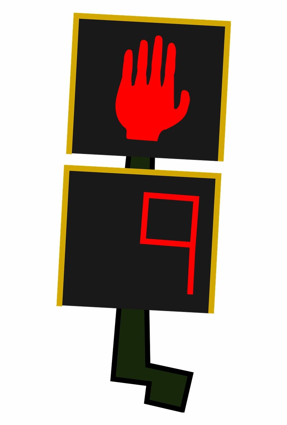 Wait crossing light clipart jpg free stock Crossing Crosswalk Pedestrian Png Image - Wait Crosswalk ... jpg free stock