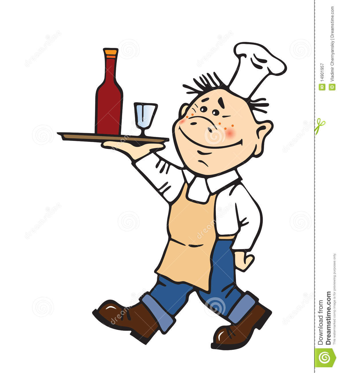 Waiter carrying tray clipart graphic library Waiter Pictures   Free download best Waiter Pictures on ... graphic library