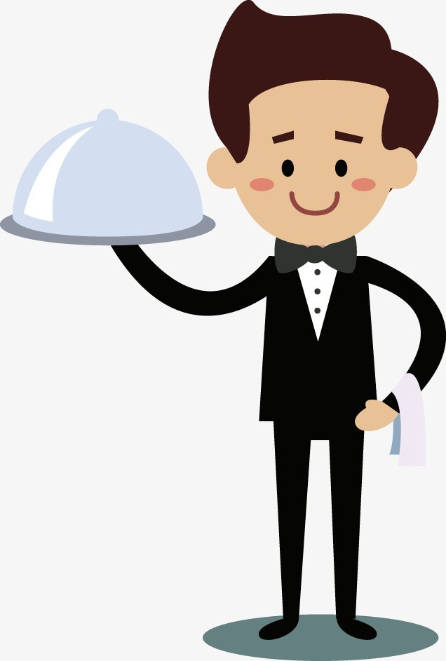 Waiter pictures clipart jpg royalty free library Waiter clipart png 1 » Clipart Portal jpg royalty free library