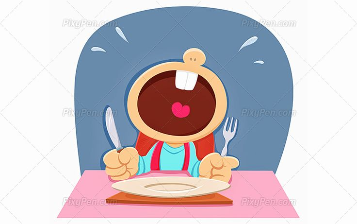 Waiting for food clipart picture black and white library Waiting for food clipart - ClipartFest picture black and white library