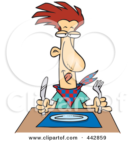 Waiting for food clipart image royalty free download Waiting for food clipart - ClipartFest image royalty free download