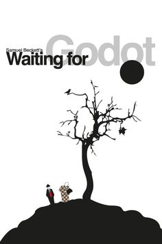 Waiting for godot clipart black and white 41 Best Waiting for Godot images in 2018 | Samuel beckett ... black and white