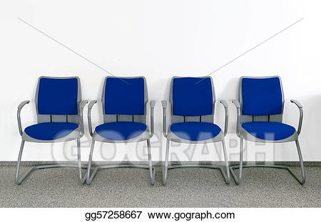 Waiting room chair clipart vector transparent download Stock Illustration - Ordinary waiting room. Clipart ... vector transparent download
