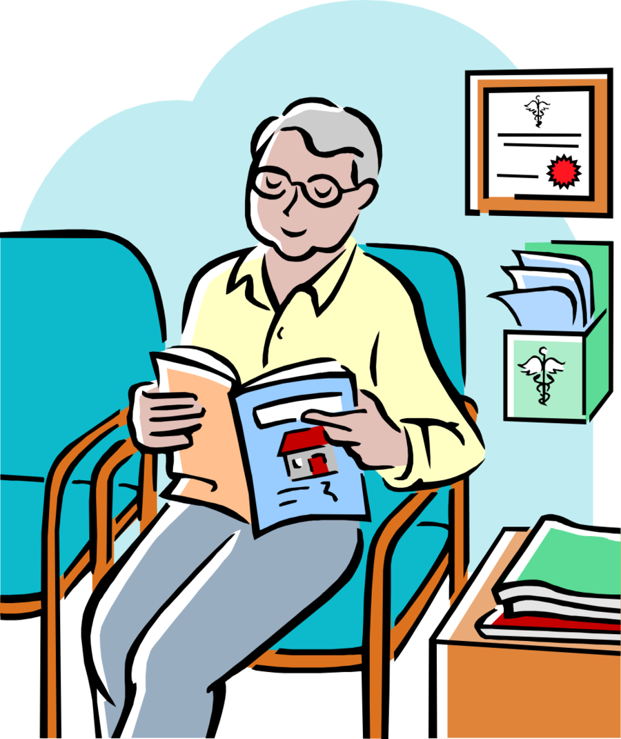 Library of waiting room freeuse stock png files Clipart ...