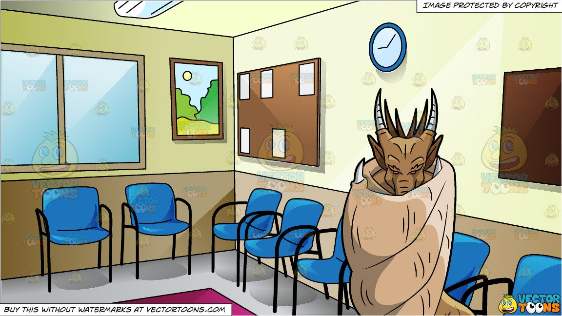 Waiting room clipart image royalty free library A Dragon In Hiding and A Waiting Area Of An Office image royalty free library