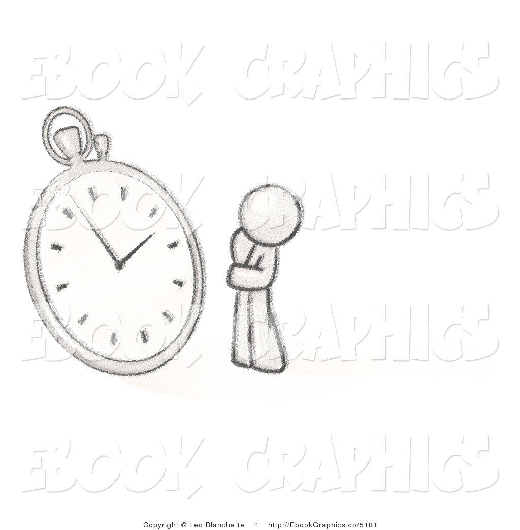 Waiting with clock clipart picture free stock Waiting with clock clipart - ClipartFest picture free stock