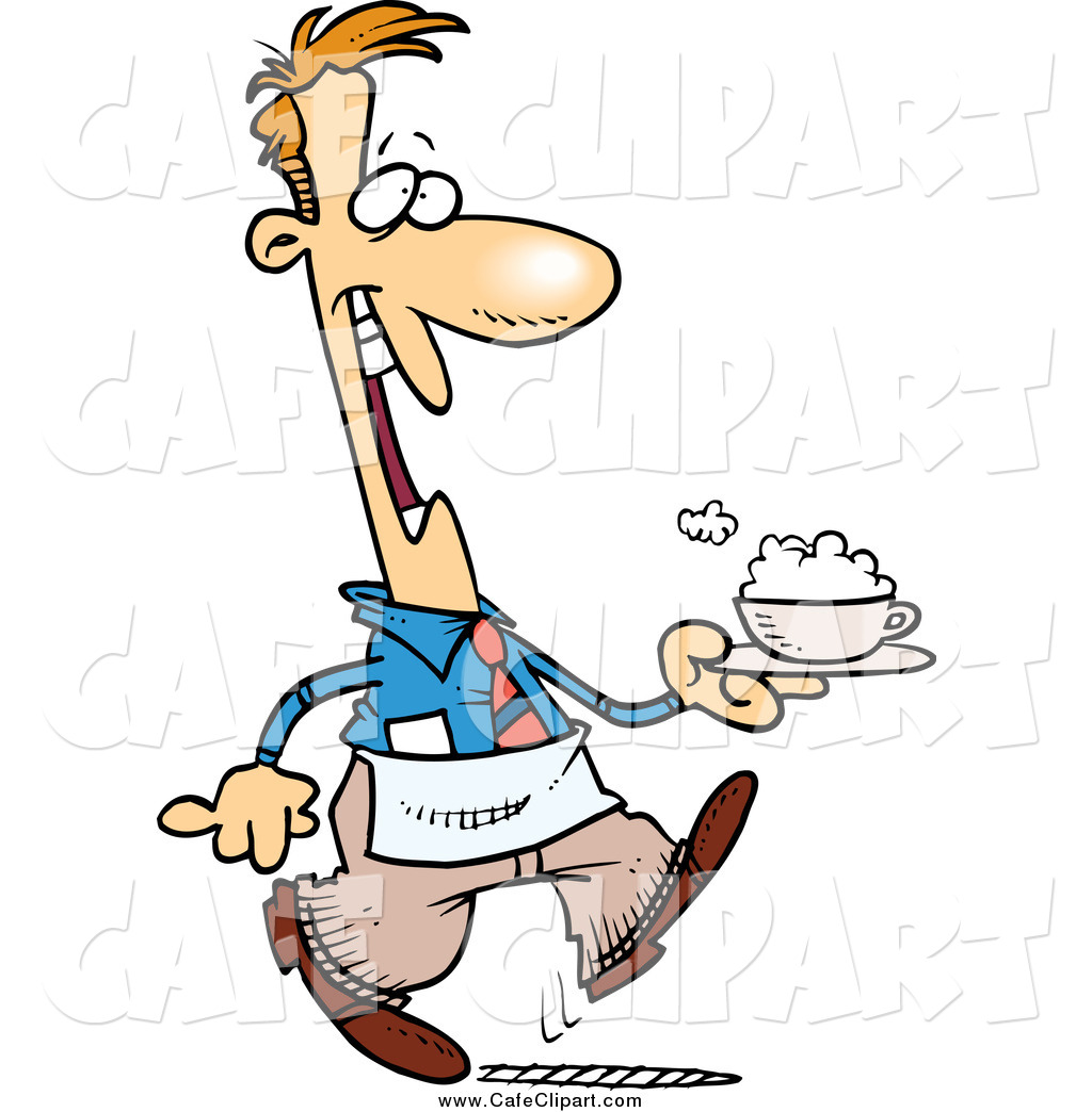 Waitress black clipart funny png black and white download Picture Of Waiter | Free download best Picture Of Waiter on ... png black and white download