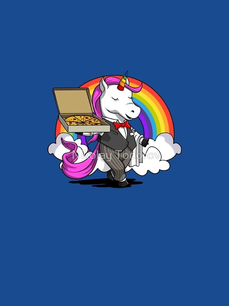 Waitress unicorn clipart svg free Unicorn Pizza Bartender Waitress Funny Rainbow Party | Graphic T-Shirt Dress svg free