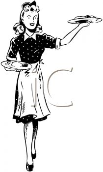 Waitress unifroms in 1940 clipart clip art 42 Best Waitron outfits & accessories images in 2016 ... clip art