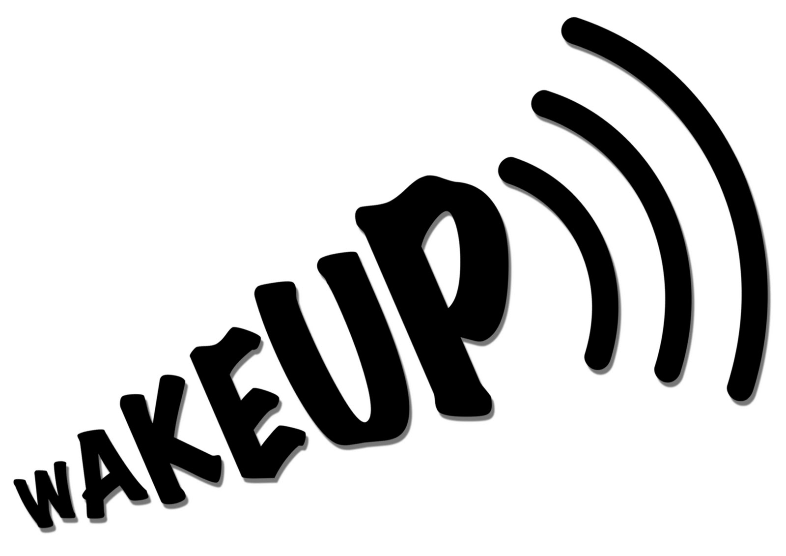 Wake up call free clipart svg black and white library Free Wake Up, Download Free Clip Art, Free Clip Art on ... svg black and white library