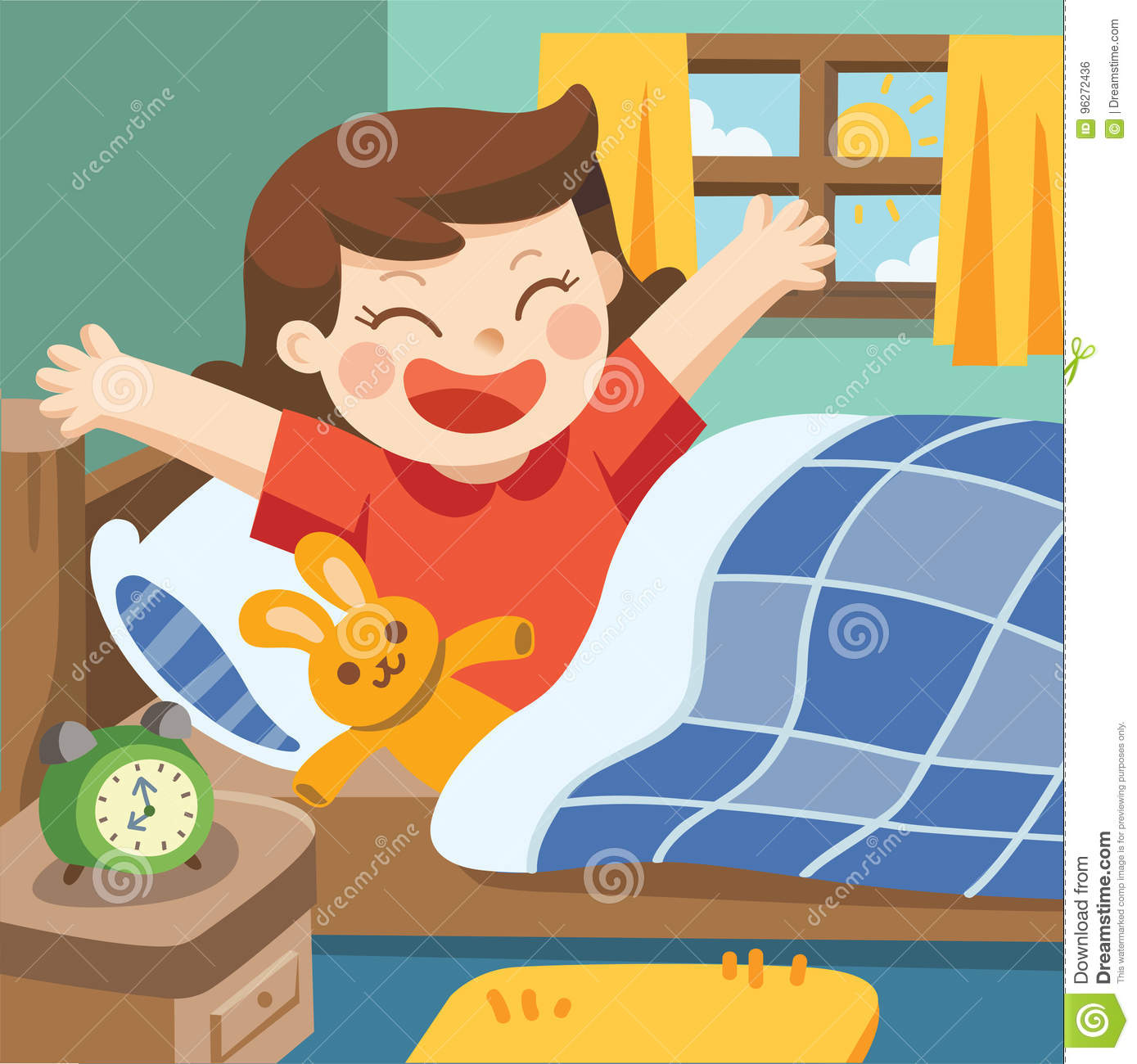 Wake up early in the morning clipart freeuse Wake Up Early In The Morning Clipart freeuse