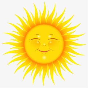 Wake up sunshine clipart png download Clipart Sunshine Sol - Sun Wake Up Clipart #42360 - Free ... png download