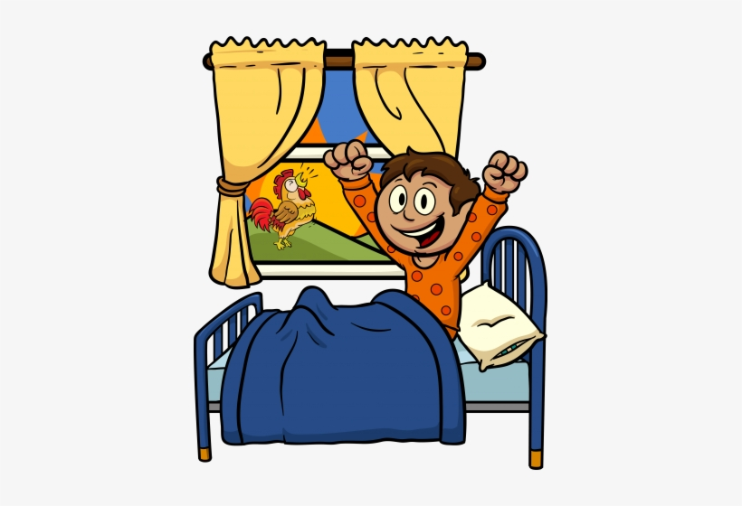 Waking up clipart png banner freeuse stock In Preparation For The Oklahoma Core Curriculum Tests ... banner freeuse stock