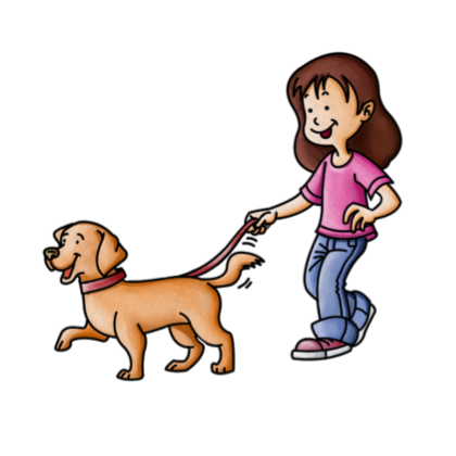 Walk dogs clipart images clip art library stock Free Walk The Dog Clipart, Download Free Clip Art, Free Clip ... clip art library stock