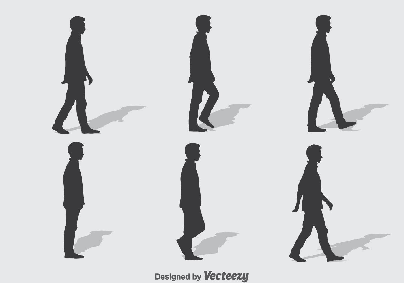 Walk free clipart loop clipart transparent download Man Walking Free Vector Art - (16,408 Free Downloads) clipart transparent download