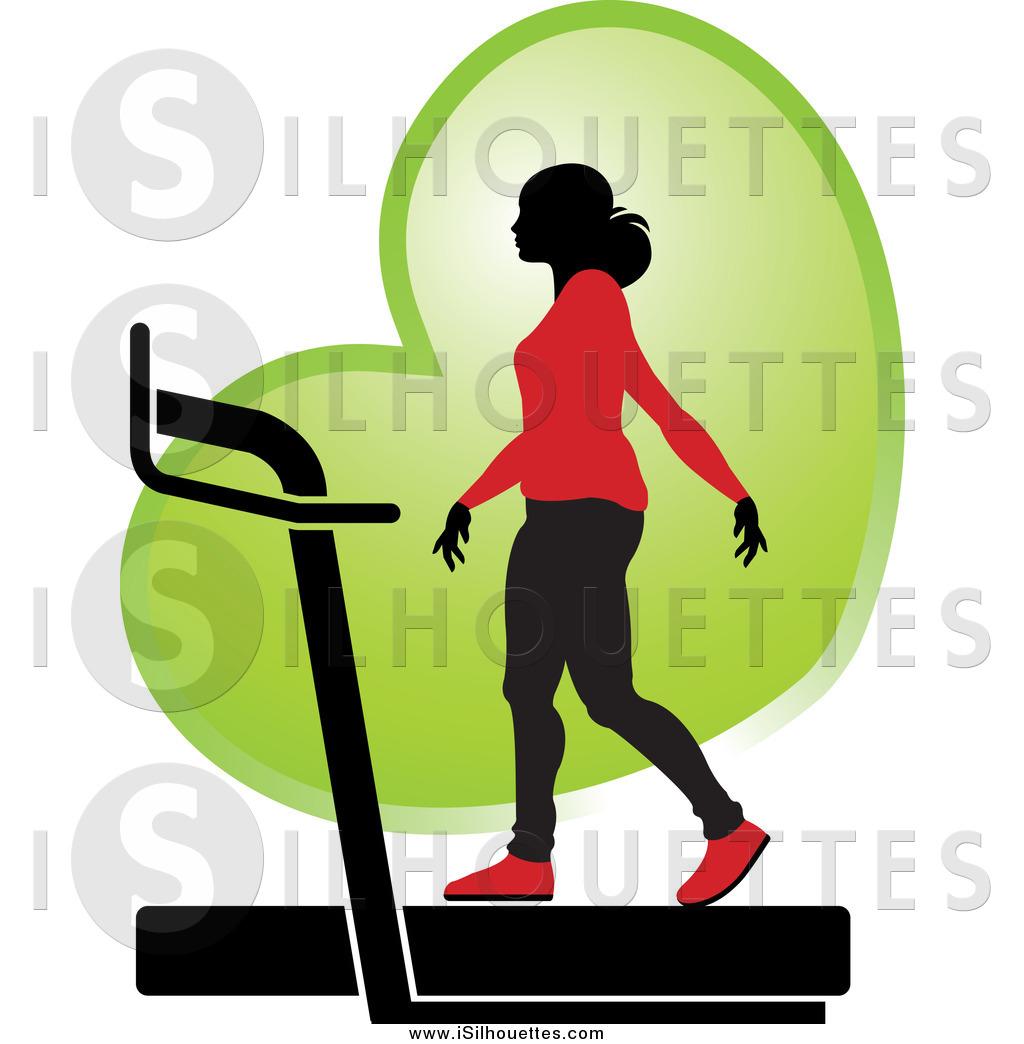Walk on treadmill clipart clip art black and white library Treadmill Clipart   Free download best Treadmill Clipart on ... clip art black and white library