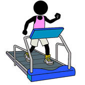 Walk on treadmill clipart clip free Treadmill Clipart - Clip Art Library clip free
