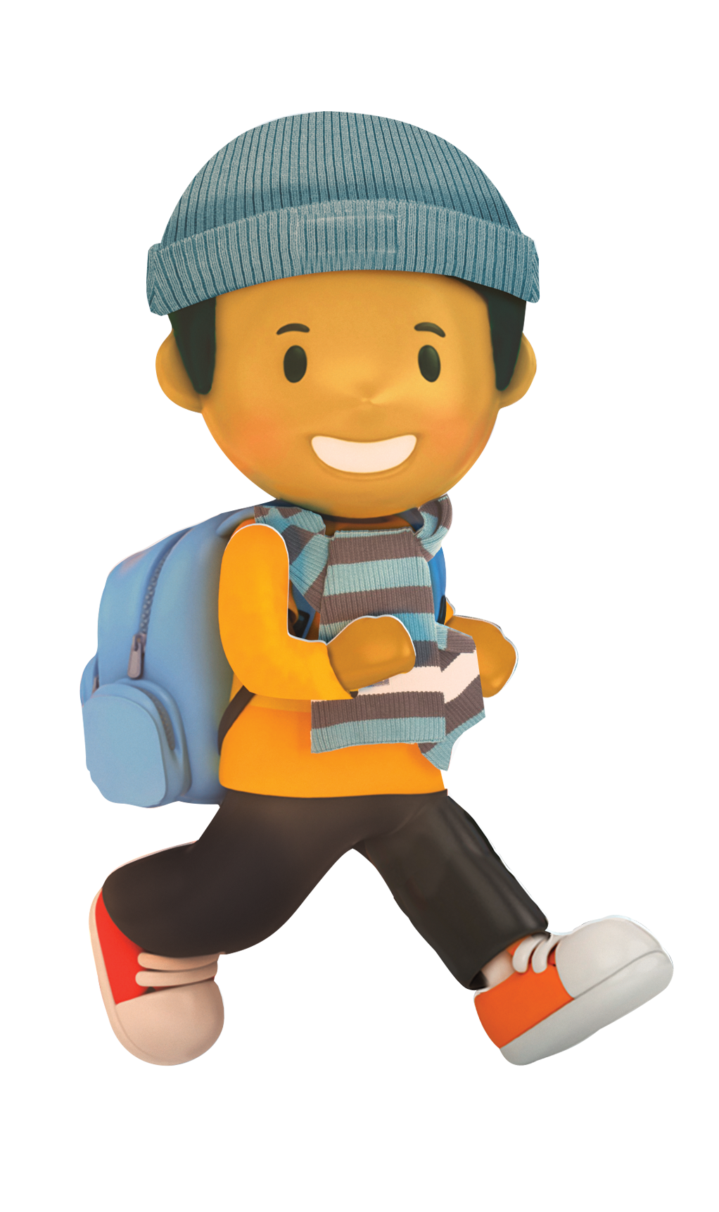 Walk to school clipart image library library Winter Walk to School Week – 13th to 17th August 2018 | Physical ... image library library